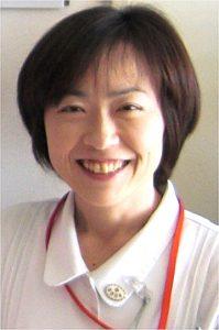 古河赤十字病院看護部長佐伯久美