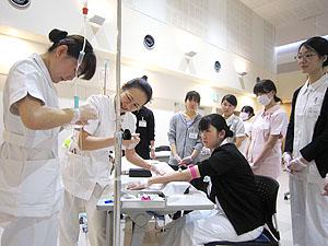 看護技術研修