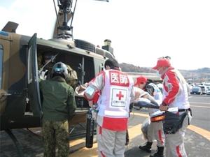 赤十字病院とはイメージ