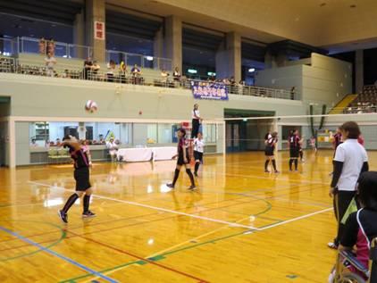 8月30日(土)・31日(日)当院が当番病院となり体育大会が行なわれました。