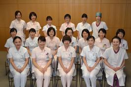 長岡赤十字病院の認定看護師