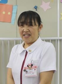 小児救急看護認定看護師 佐々木 裕美