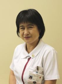 慢性呼吸器疾患看護認定看護師 鈴木 美奈子