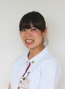 慢性呼吸器疾患看護認定看護師 布施 美穂