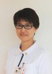 認知症看護認定看護師 林田 るみ子