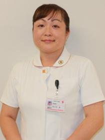 認知症看護認定看護師 佐々木 恵